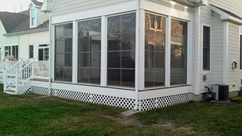 Greenhouse Dining Room Sunrooms